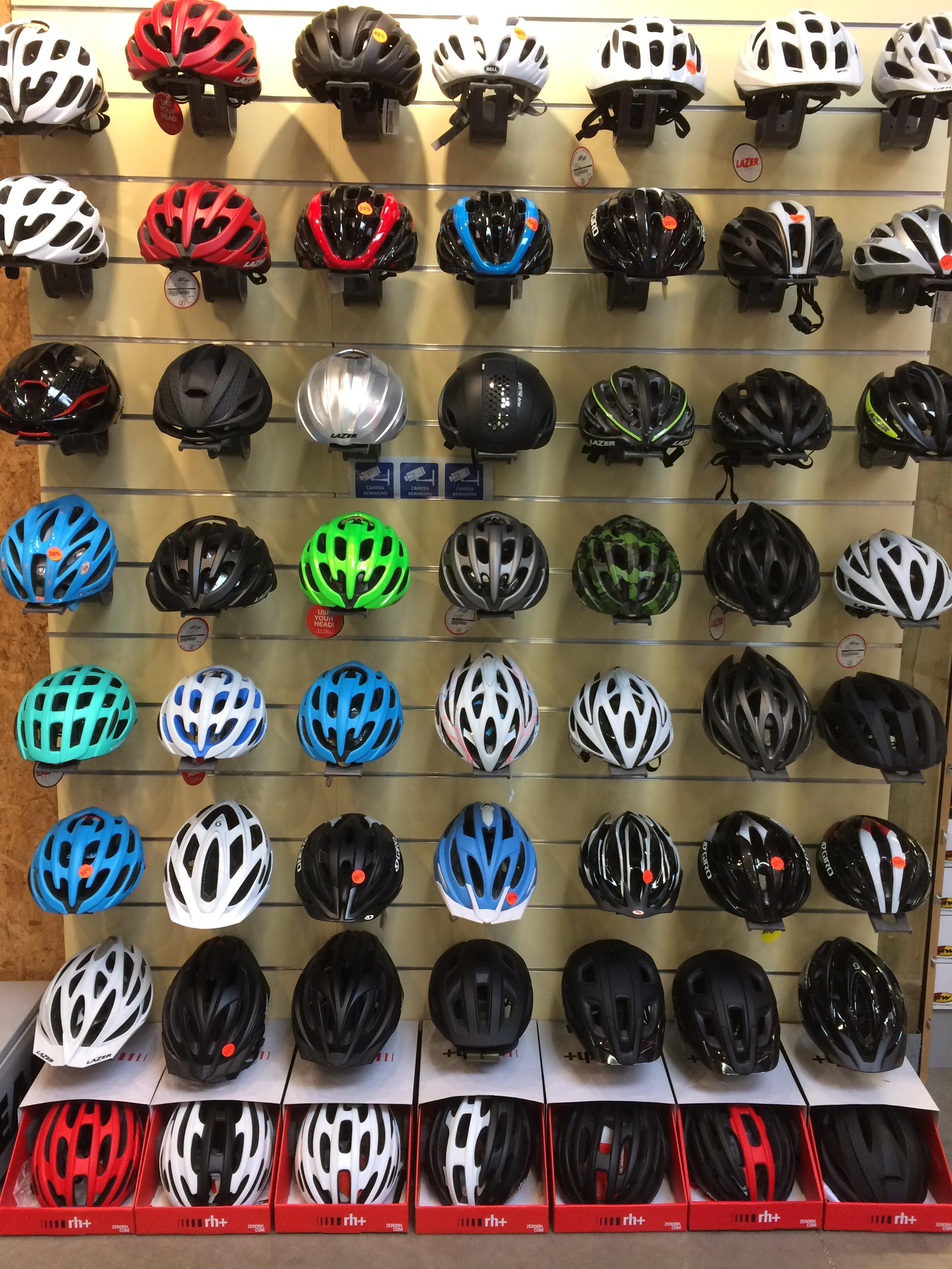 Helmen Sport