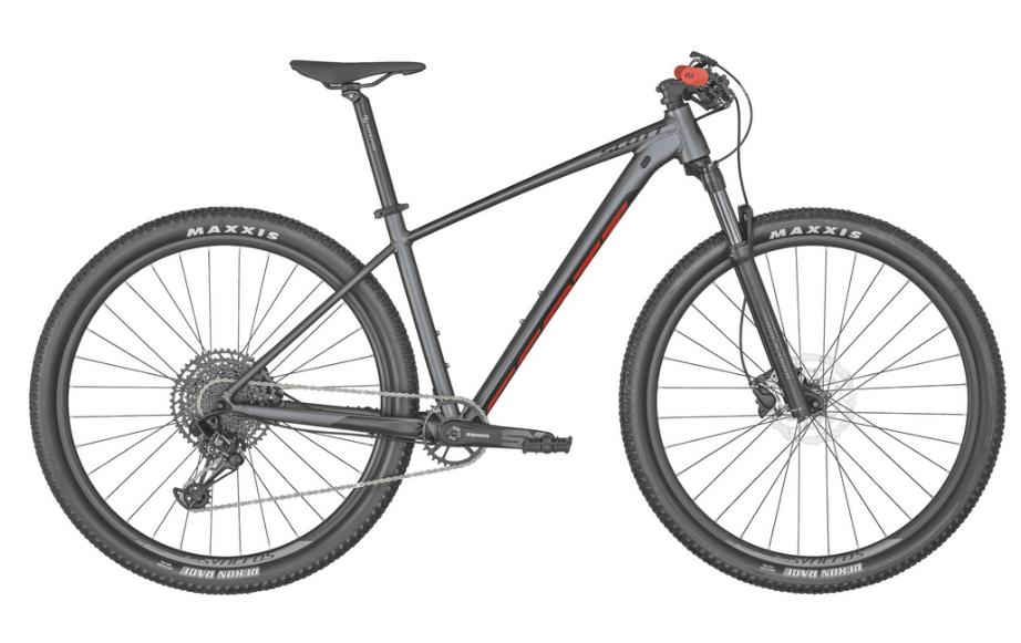 Scott Scale 970 dark grey maat S, M, L, XL!